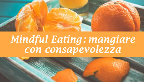 Corsi mindful eating